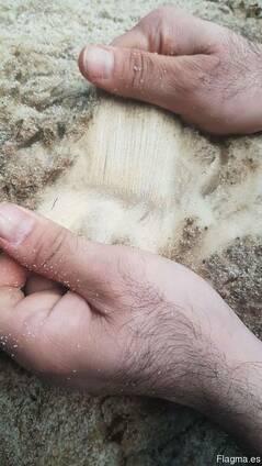 Мясобойня испании продает сырье шкуры овец