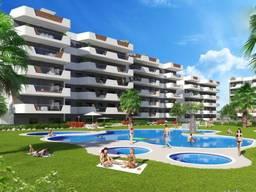 Недвижимость в Испании, Квартиры в Лос Ареналес дель Соль