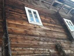 Амбарной древесины старого дерева сосна - фото 4