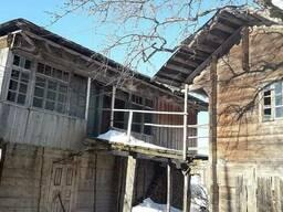 Амбарной древесины старого дерева сосна - фото 5