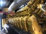 Б/У газовый двигатель Caterpillar 3520, 2014 г. ,2 Мвт - photo 8