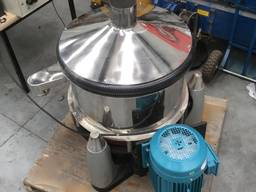 Centrifugal Concentrator with floating Bed CCFB 400