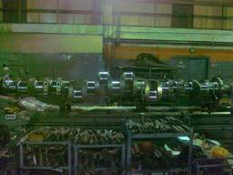 Crankshaft for MAN B&W 8L 32/40