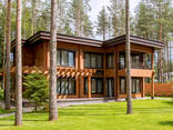Дома из бруса профилированного и оцилиндрованного бревна. Строительство и проектирование - фото 3