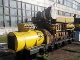 Genset SKL 8VD 26/20 AL-2 Complete Engine