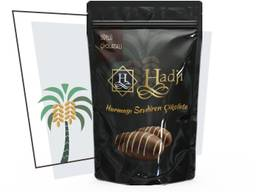 """Hadji"" chocolate dates with almonds - photo 6"