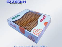 Крекеры в ассортименте «Taýajyk» - 500г