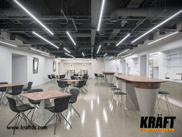 Lighting system for Kraft Led suspended ceilings from the ma - photo 3