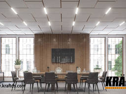 Lighting system for Kraft Led suspended ceilings from the ma - photo 4