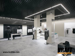 Lighting system for Kraft Led suspended ceilings from the ma - photo 7