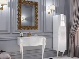 Mesa de baño con lavabo, precio por juego