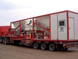 Мобильный Бетонный завод SUMAB K-30 (30 м3/ч) Швеци