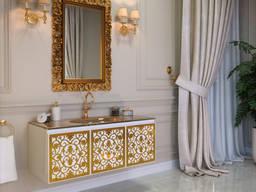 Mueble de baño con lavabo, precio por juego