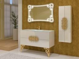 Mueble en el baño con lavabo, precio por juego