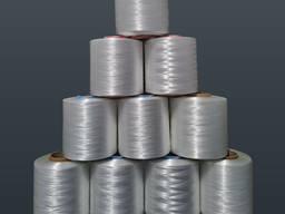 Multifilament polypropylene thread