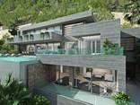 Недвижимость в Испании, Новая вилла в Кумбре Дель Соль - фото 4