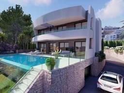 Недвижимость в Испании, Новая вилла в Морайра