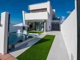 Недвижимость в Испании, Новая вилла в Сан-Хавьер