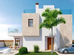 Недвижимость в Испании, Новый виллы в Торре де ла Орадада - фото 4