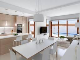 Недвижимость в Испании, Новый виллы в Торре де ла Орадада - фото 5
