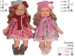 Экспорт импорт испанских кукол и пупсов от фабрик игрушек