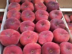 Плоский персик парагвайо. Прямые поставки из Испании