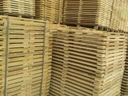 Поддон, паллет деревянный новые - фото 8