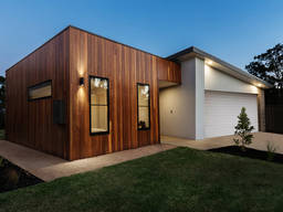 Prefabricated frame -panel house kit