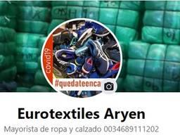 Продажа оптом использованной одежды из Испании