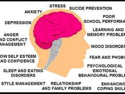 Психологические консультации мадриде