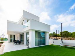 Роскошная Вилла в Испании с собственным бассейном и парковочным местом