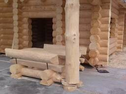 Строительство деревянных домов. - фото 3