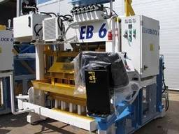Блок-машина Мобильный для производства бордюров, блоков Е12